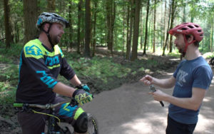 Alex joined us for a coaching day in the Forest of Dean and this is his +3 MTB review